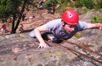 Kletterausrüstung Mannheim : Kletterschule kletterkurse in der pfalz